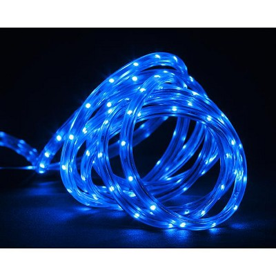 Northlight 10' Blue LED Outdoor Christmas Linear Lighting Tape