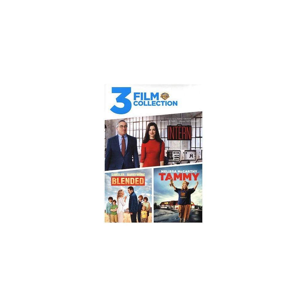 3 Film Collection:Intern/Tammy/Blende (Dvd)