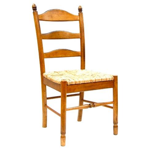 Aurora Rush Seat Dining Chair English