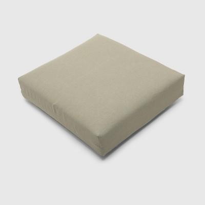 Outdoor Deep Seat Cushion Sage - Threshold™