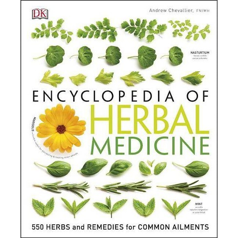 Encyclopedia of Herbal Medicine - 2nd Edition by  Andrew Chevallier (Hardcover) - image 1 of 1