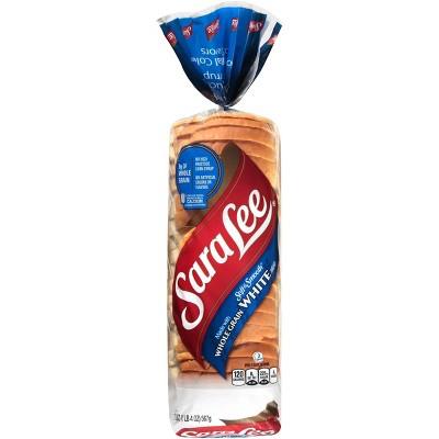 Sara Lee Soft Whole Grain White Bread - 20oz
