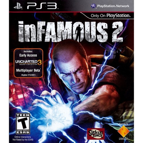 Infamous 2 Pre-Owned PlayStation 3 - image 1 of 2