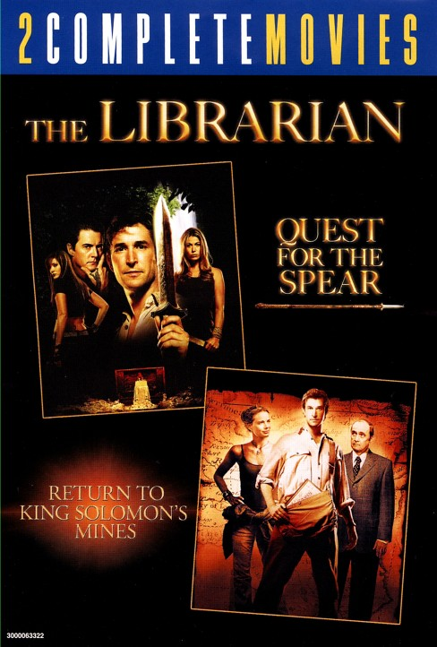 Librarian (DVD) - image 1 of 1