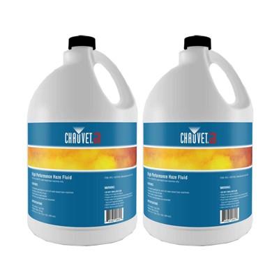 NEW! (2) Gallon Bottles of CHAUVET HURRICANE HFG Smoke/Fog Haze Machine Fluid