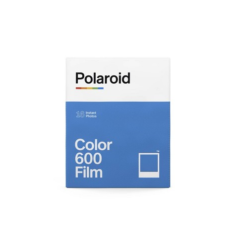 Polaroid Color Film for 600 - Double Pack - image 1 of 4
