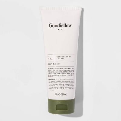 No. 3 Body Lotion Moroccan Mint and Cedar - 8 fl oz - Goodfellow & Co™