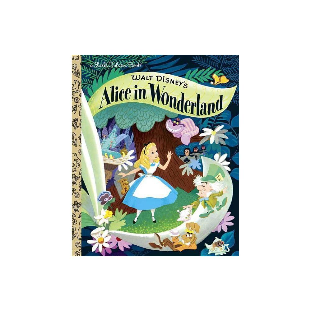 Walt Disney S Alice In Wonderland Hardcover