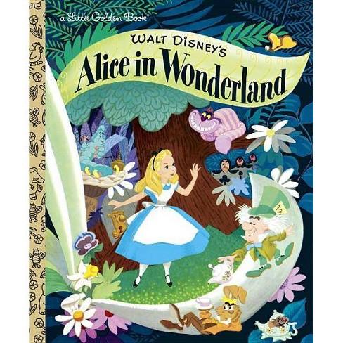 Walt Disney's Alice in Wonderland (Hardcover) - image 1 of 1
