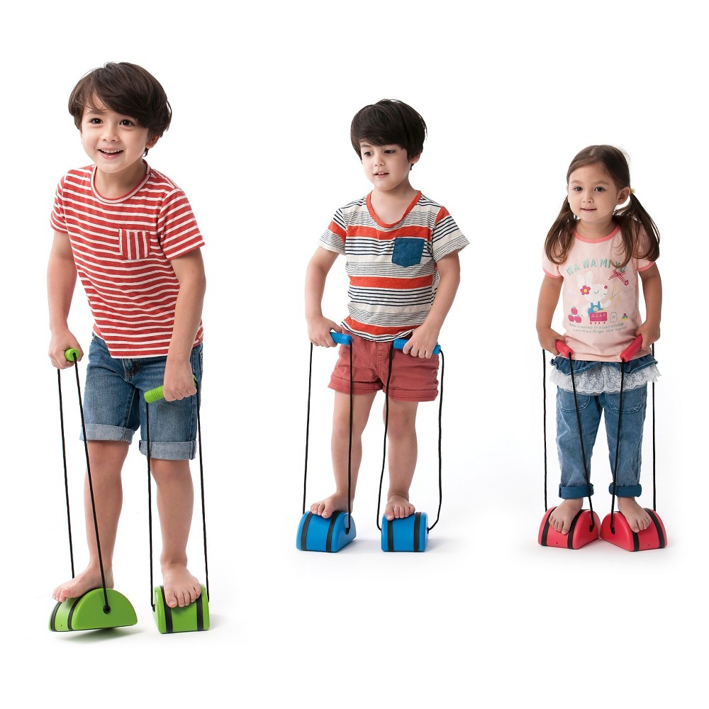 Weplay Stepping Stones 3 pairs, Multi-Colored