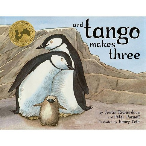 And Tango Makes Three - By Justin Richardson & Peter Parnell (Hardcover) :  Target