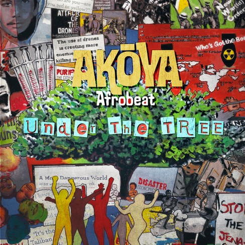 Akoya afrobeat - Under the tree (Vinyl) - image 1 of 1