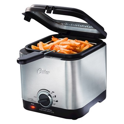 Oster 1.5qt Deep Fryer - Stainless Steel CKSTDF102