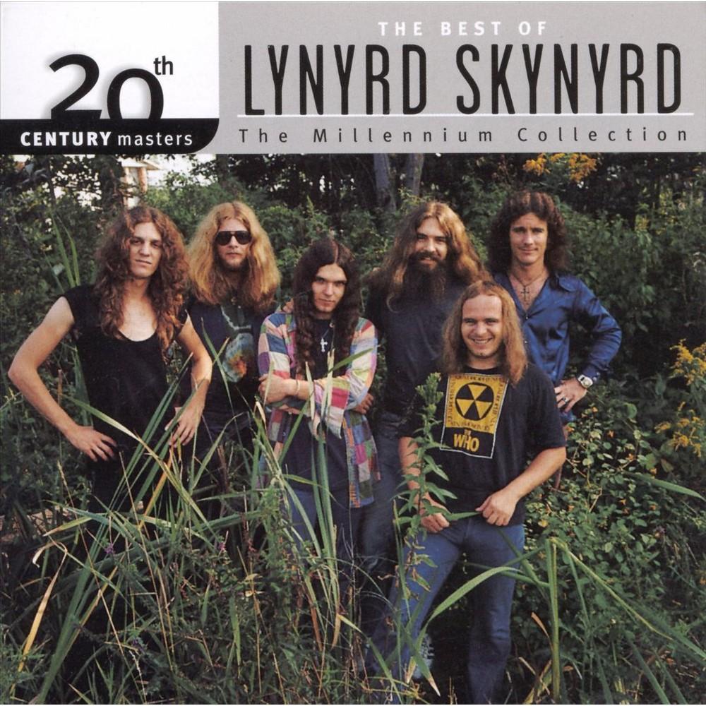 Lynyrd Skynyrd 20th Century Masters The Millennium Collection The Best Of Lynyrd Skynyrd Cd