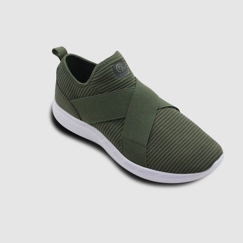 6cb561b6414eca Women s Impact 2 Crossband Sneakers - C9 Champion® Green 11   Target
