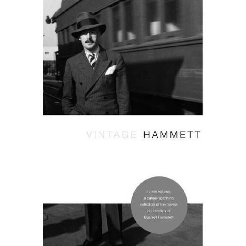Vintage Hammett - by  Dashiell Hammett (Paperback) - image 1 of 1