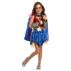 DC Comics Wonder Woman Cape and Cuff Costume Accessories, Women's