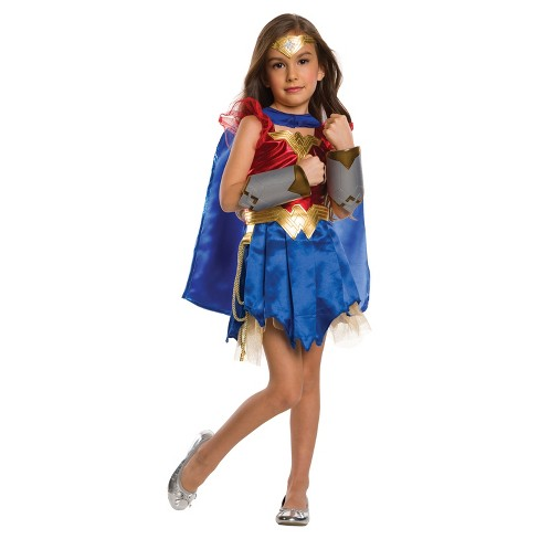 DC Comics Wonder Woman Cape and Cuff Costume Accessories - image 1 of 2
