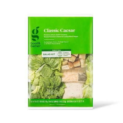 Classic Caesar Salad Kit - 16.55oz - Good & Gather™