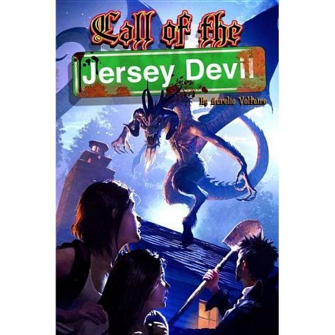 Call of the Jersey Devil - by  Aurelio Voltaire (Paperback) - image 1 of 1