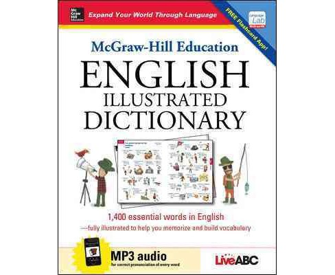 McGraw-Hill Education English Illustrated Dictionary (Hardcover) - image 1 of 1