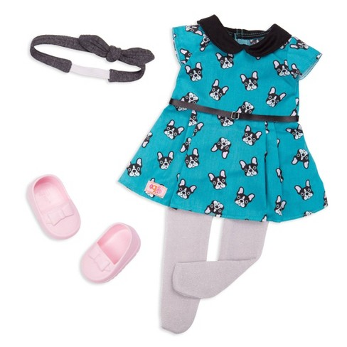 """Our Generation Fashion Outfit for 18"""" Dolls - Puppy Love - image 1 of 3"""
