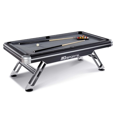 MD Sports Titan 7.5' Billiard Table - Steel Leg - image 1 of 2