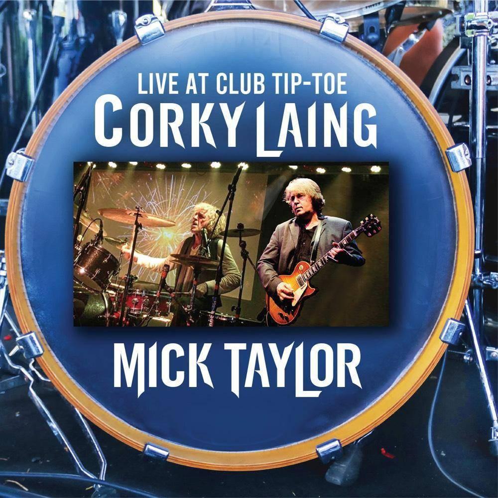 Taylor Mick Laing Live At Club Tip Toe Cd