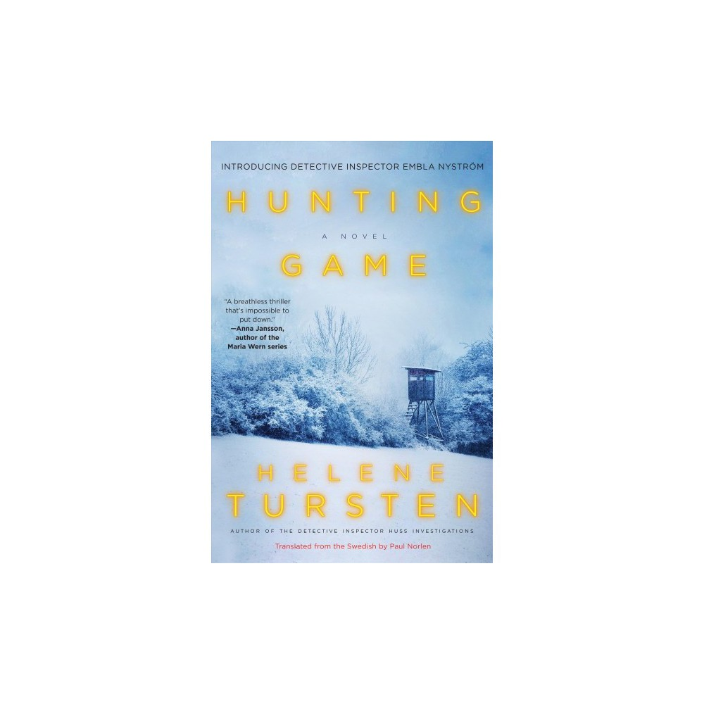 Hunting Game - Tra by Helene Tursten (Hardcover)