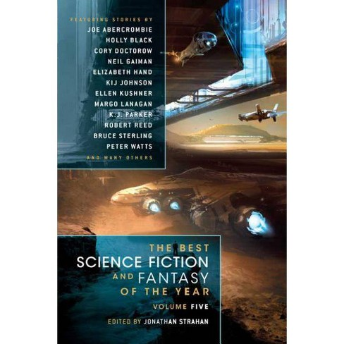 The Best Science Fiction and Fantasy of the Year Volume 5 - (Paperback) - image 1 of 1