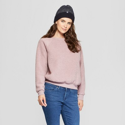 Women's Sherpa Sweatshirt   Universal Thread™ by Universal Thread