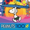 Ceaco Peanuts: Surf City Jigsaw Puzzle - 100pc - image 3 of 3