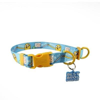 Adventure Time Best Bros! Adjustable Nylon Dog Collar