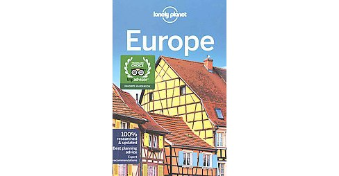 Lonely Planet Europe (Paperback) (Alexis Averbuck & Carolyn Bain & Mark Baker & Kerry Christiani) - image 1 of 1