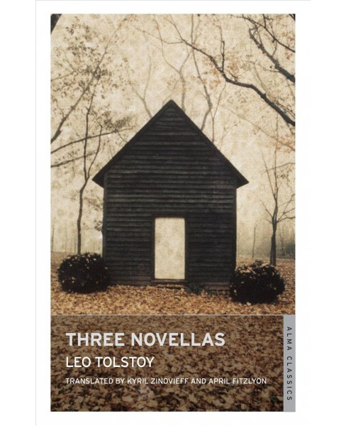 Three Novellas -  by Leo Tolstoy (Paperback) - image 1 of 1