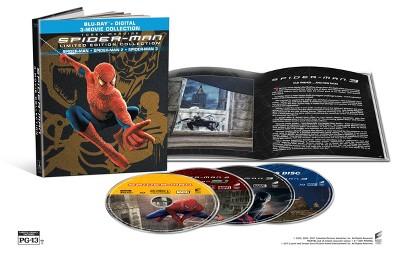 Spider-Man Origins Collection (Blu-ray + Digital)