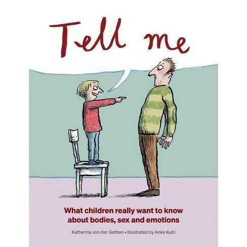 Tell Me - by  Katharina Von Der Gathen (Hardcover) - image 1 of 1