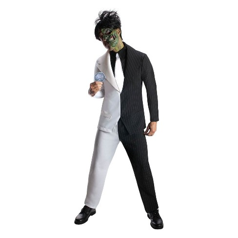 Men's DC Comics Two Face Halloween Costume XL - image 1 of 1