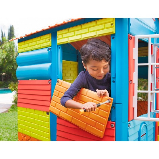 Little Tikes Build-a-House image number null