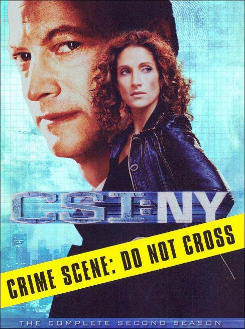 Csi:Ny:Complete second season (DVD) - image 1 of 1