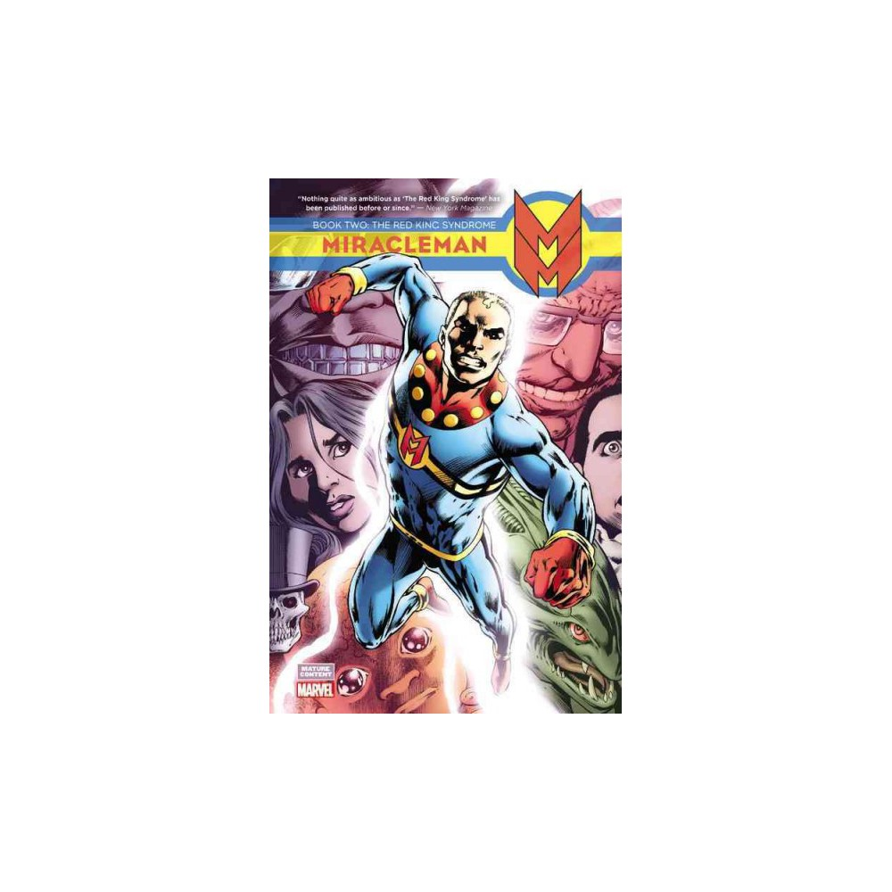 Miracleman 2 (Hardcover), Books