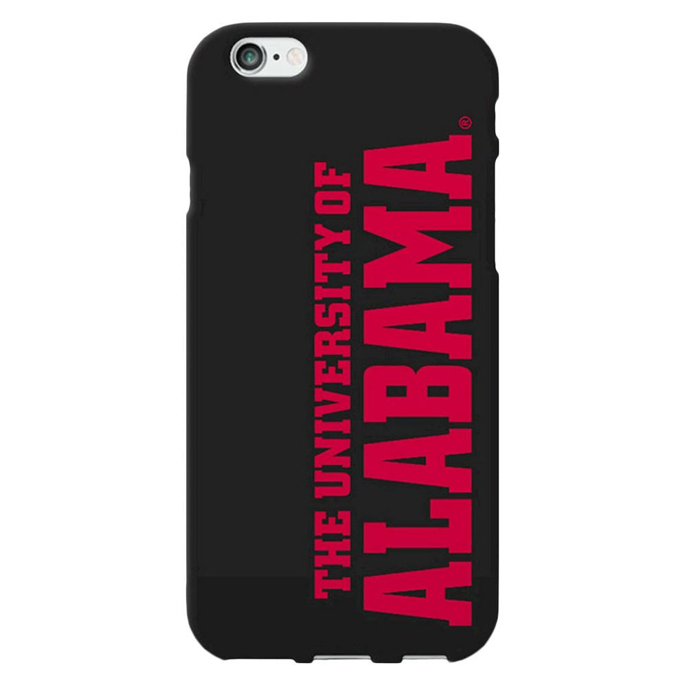 OTM Essentials Apple iPhone 6/6s University of Alabama Case - Black Banner, White