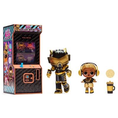 L.O.L. Surprise! Boys Arcade Heroes Fashion Dolls