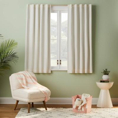 Blackout Chambray Cotton Panel - Pillowfort™
