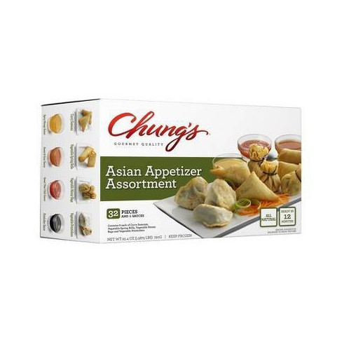 Chung's Asian Appetizer Assortment - 25.4oz/32ct - image 1 of 3