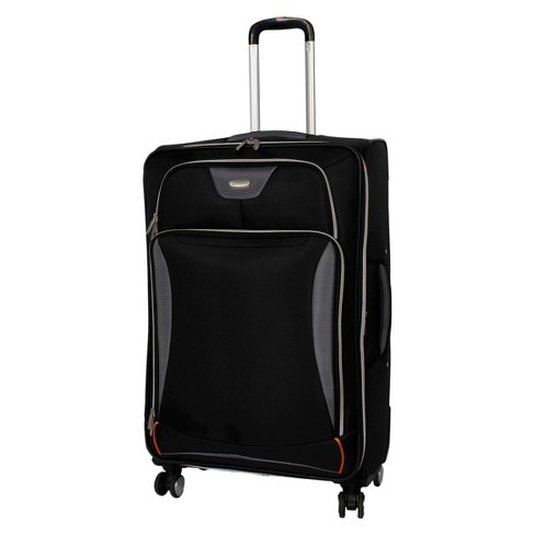 "Skyline Ease 28"" Spinner Suitcase - Black - image 1 of 8"