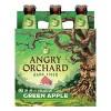Angry Orchard Green Apple Hard Cider - 6pk/12 fl oz Bottles - image 3 of 4