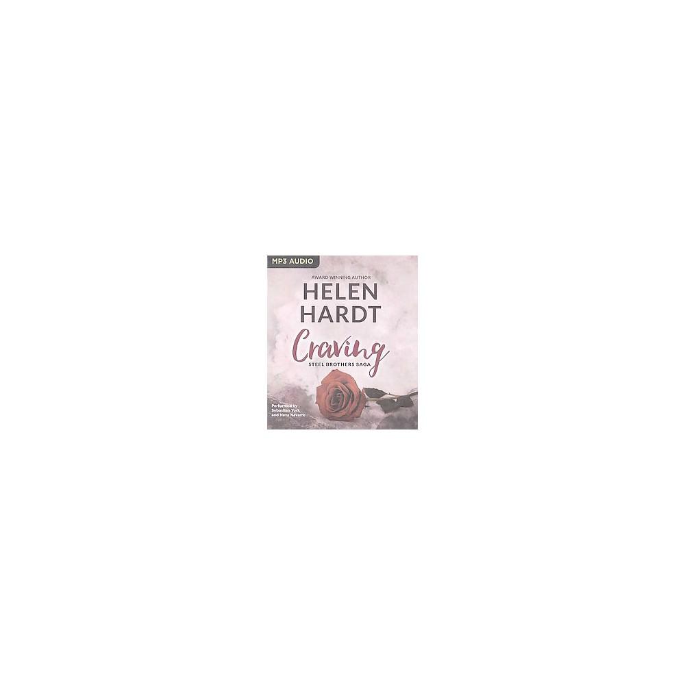 Craving (Unabridged) (MP3-CD) (Helen Hardt)