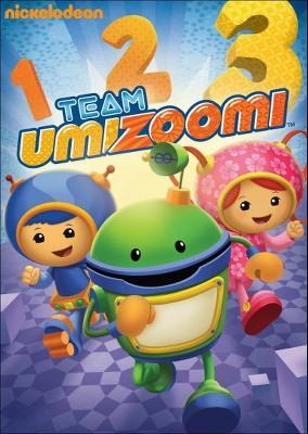 Team Umizoomi: 1 2 3 (DVD)