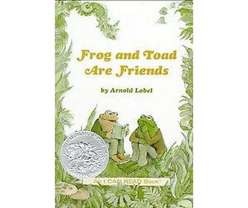 Frog and Toad Are Friends (Hardcover) (Arnold Lobel) - image 1 of 1